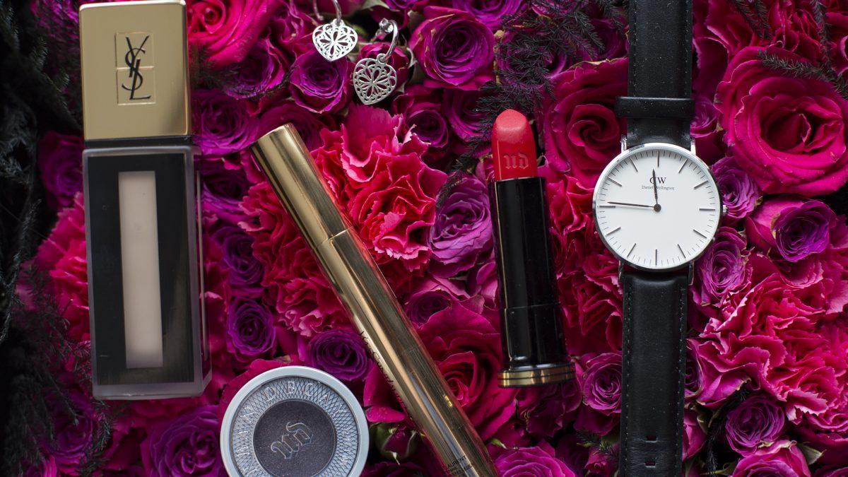 Moja propozycja makijażu na Walentynki – Rozświetl swoje spojrzenie!