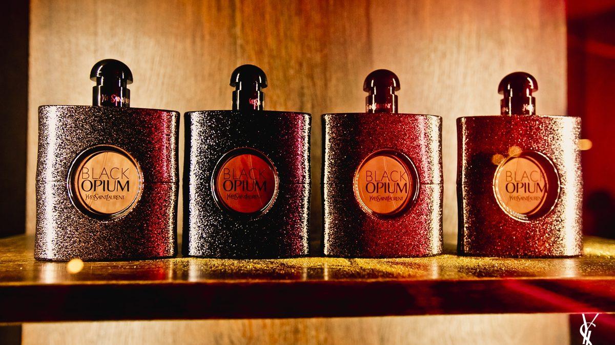 Tajemniczy wieczór z marką Yves Saint Laurent – premiera nowego zapachu Black Opium