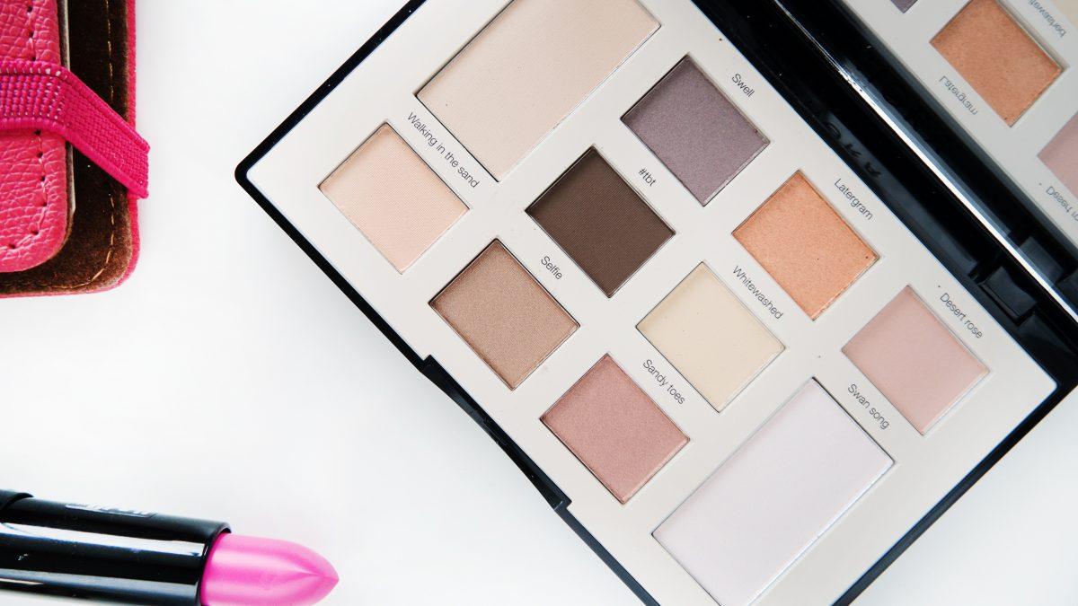 Sephora Filter Eye Palette – makijaż na wiosnę!