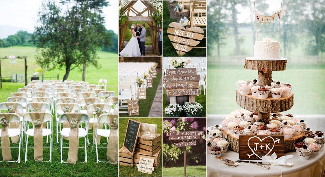 #Bridetobe: Rustykalny ślub – co w nim magicznego?