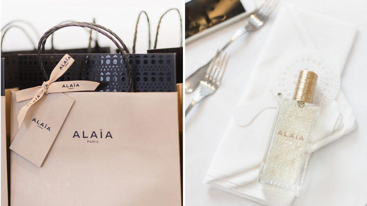 Alaïa Blanche – zapach bieli i architektury