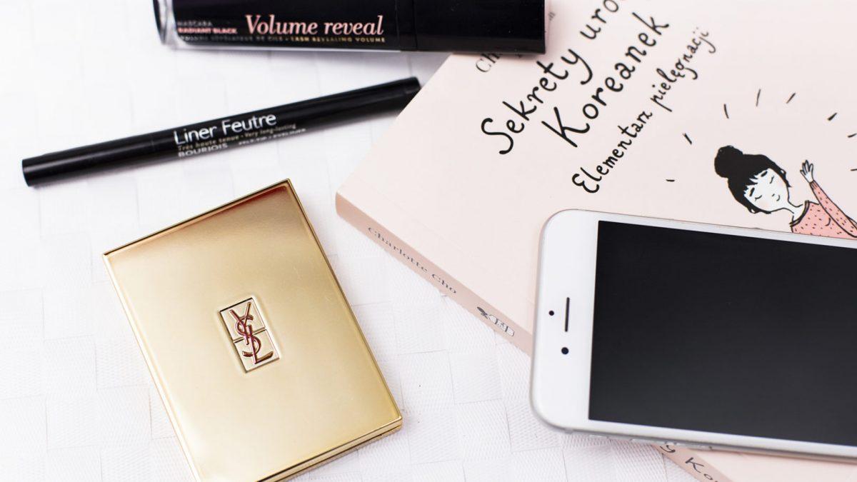 Dzienny makijaż oka trzema produktami – co o nich myślę?