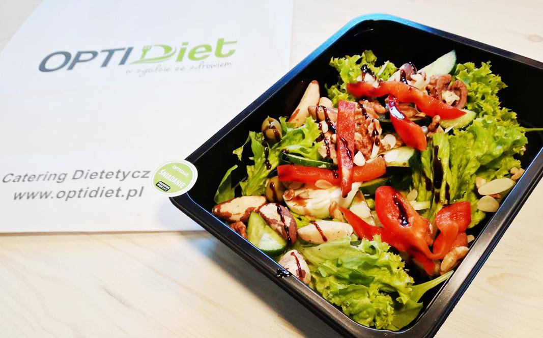 Opti Diet – mój miesiąc cateringu dietetycznego – czy warto?