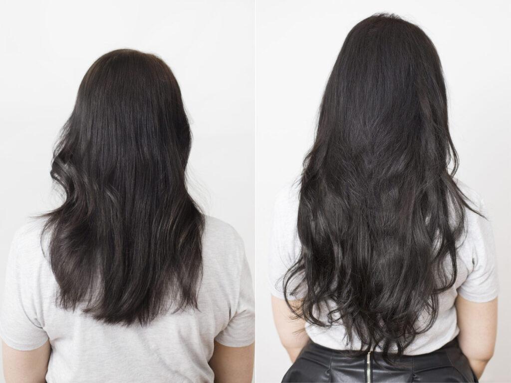 Clip In Długie Włosy Na życzenie Pierwsza Fryzura ślubna