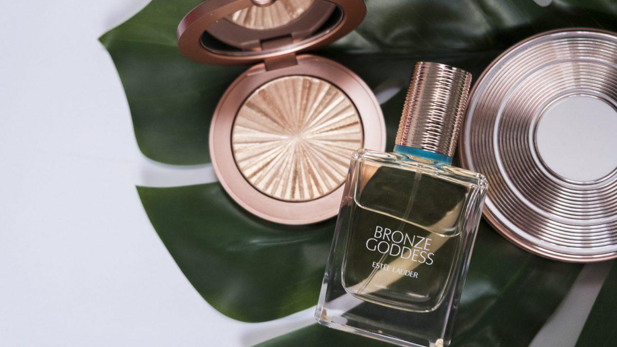 Bronze Goddes od Estée Lauder – ciepłe promienie słońca w makijażu i zapachu