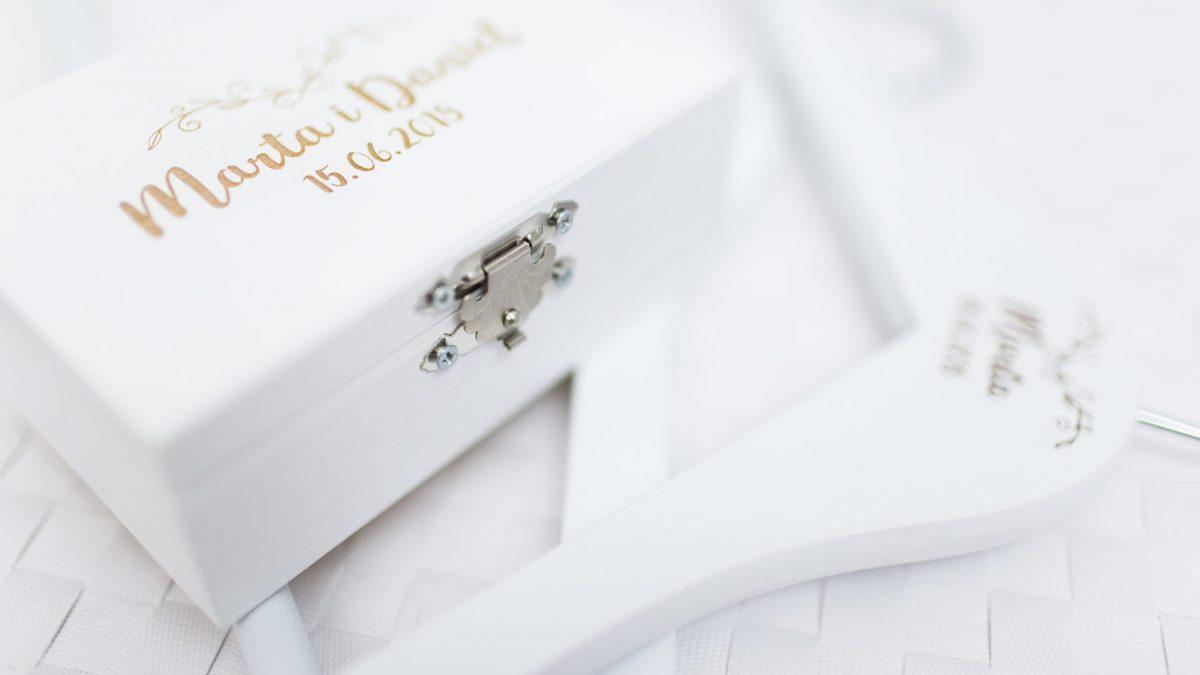 Detale Ślubne cz. 1 #Bridetobe