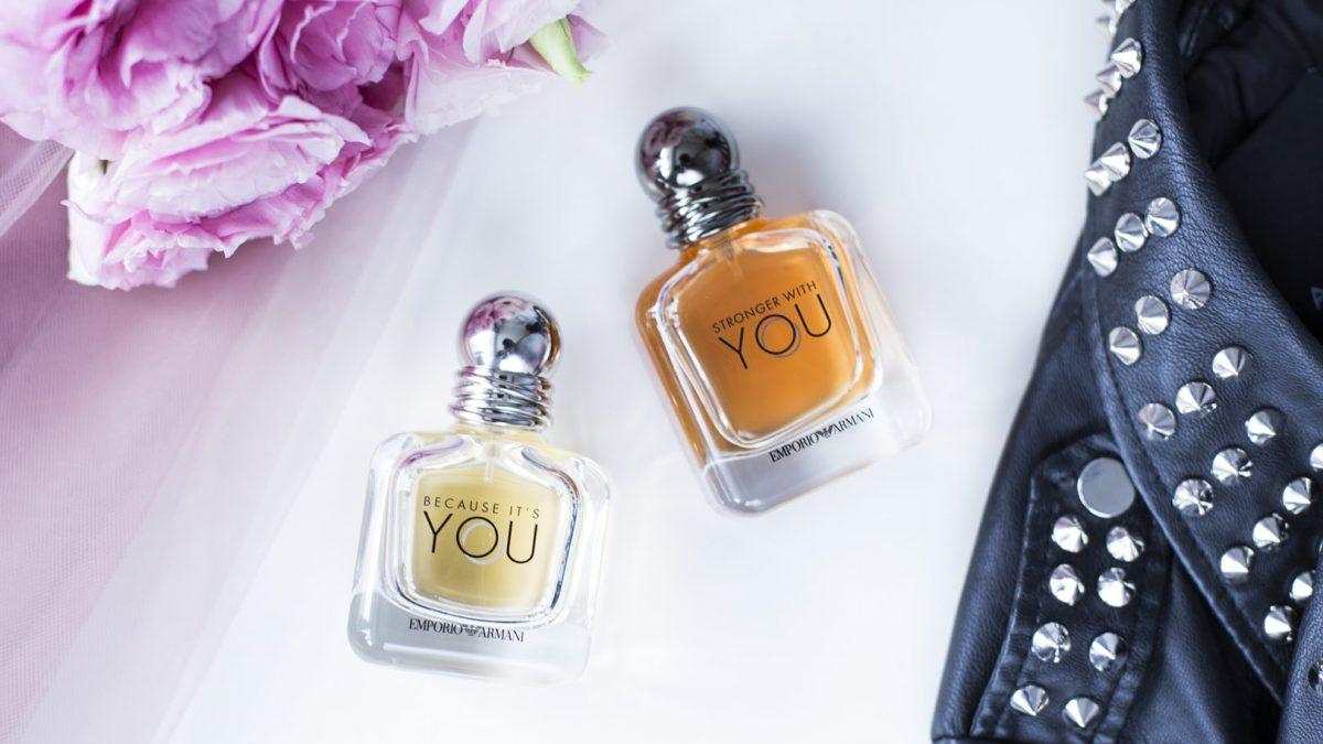 Emporio Armani dla niej i dla niego – nowy duet zapachowy dla dwojga