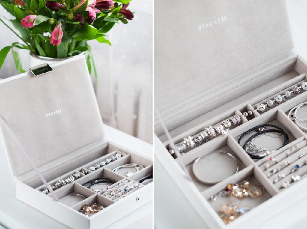 szkatułka stackers na biżuterię