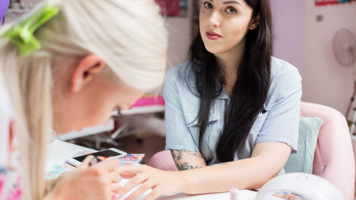 #Bridetobe: Manicure ślubny – na co postawiłam tego dnia?