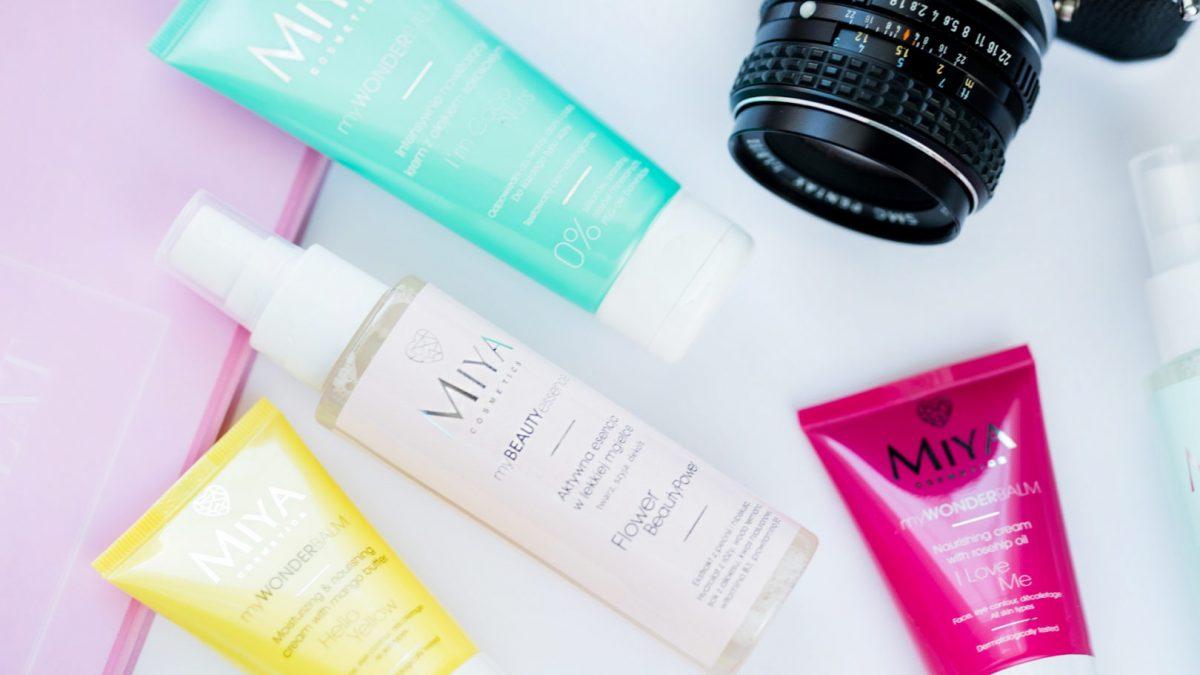 Miya Cosmetics – pielęgnacja, która bardzo mnie zaskoczyła