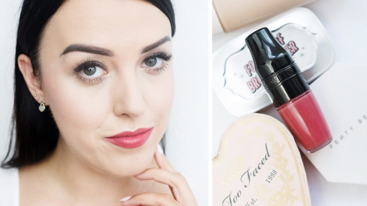 Świetlisty i prosty makijaż dzienny krok po kroku