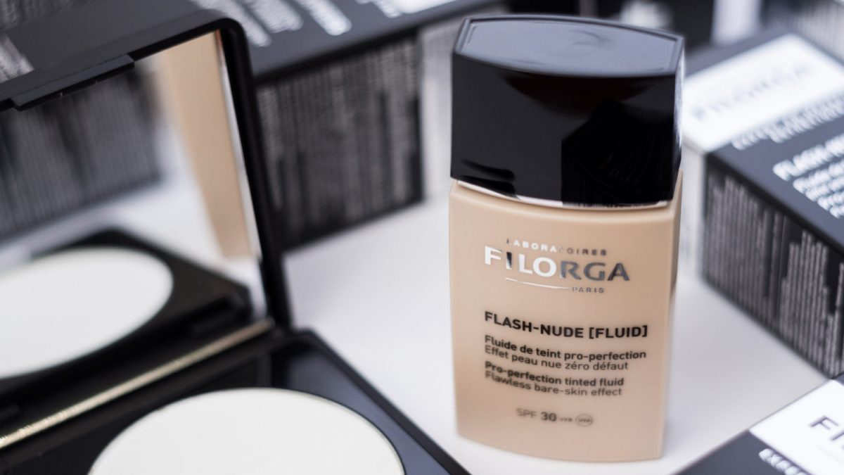 Filorga przedstawia aktywne kosmetyki do makijażu