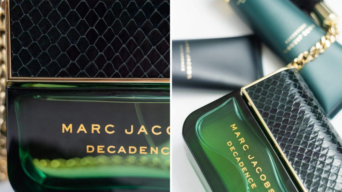 Decadence – intrygujący zapach od Marca Jacobsa