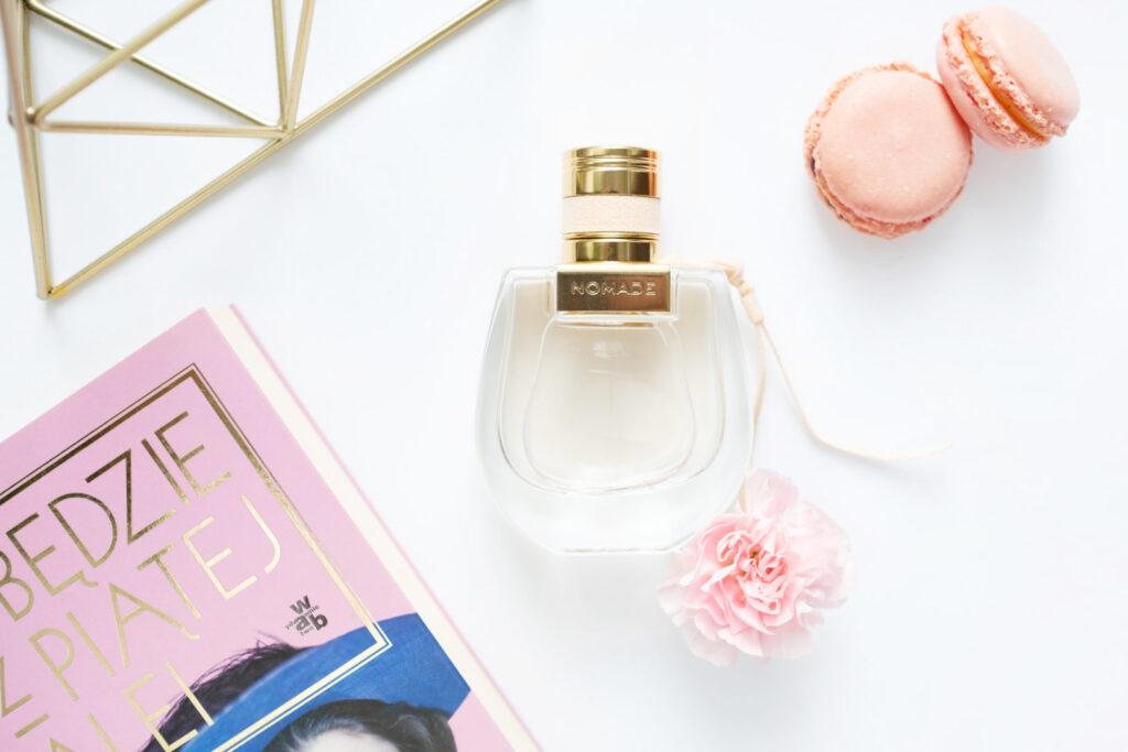 Perfumy Chloé No Made, ksiązka, makaroniki