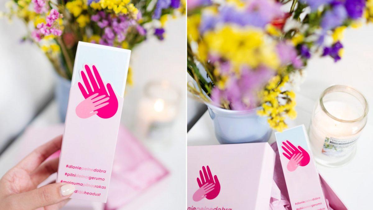 Kupuj i pomagaj: Dłonie pełne dobra z marką Mary Kay