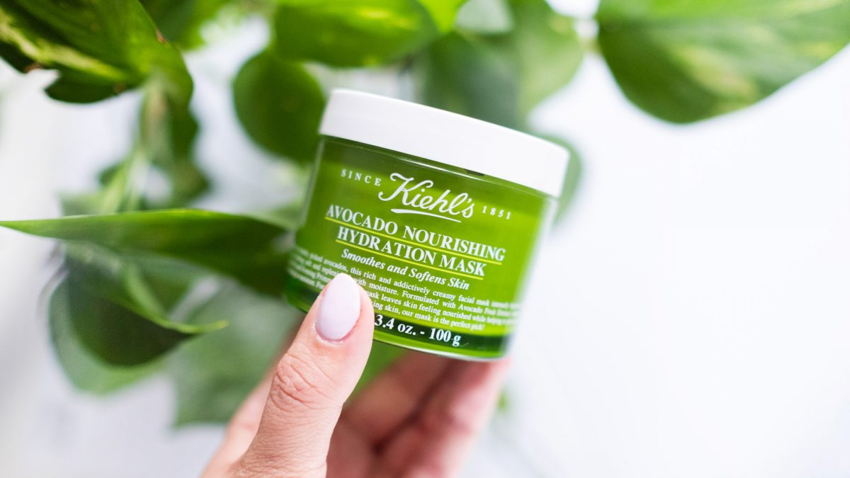 Avocado Nourishing Hydration Mask od Kiehl's – warto?