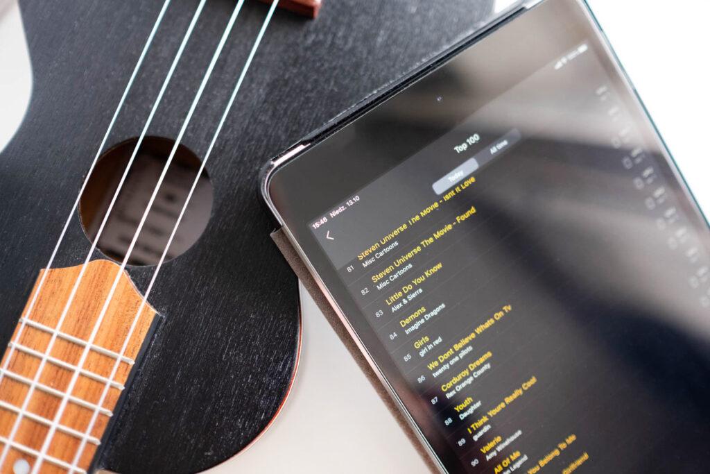 przyjazne ukulele ipad ultimate guitar