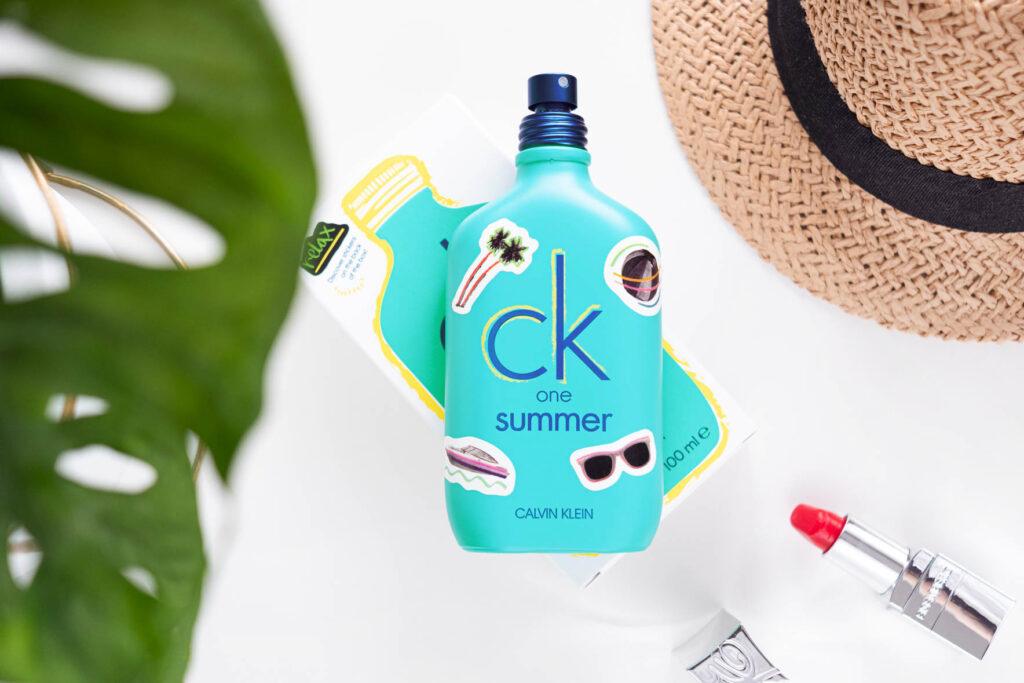 One Summer nowy letni zapach od marki Calvin Klein