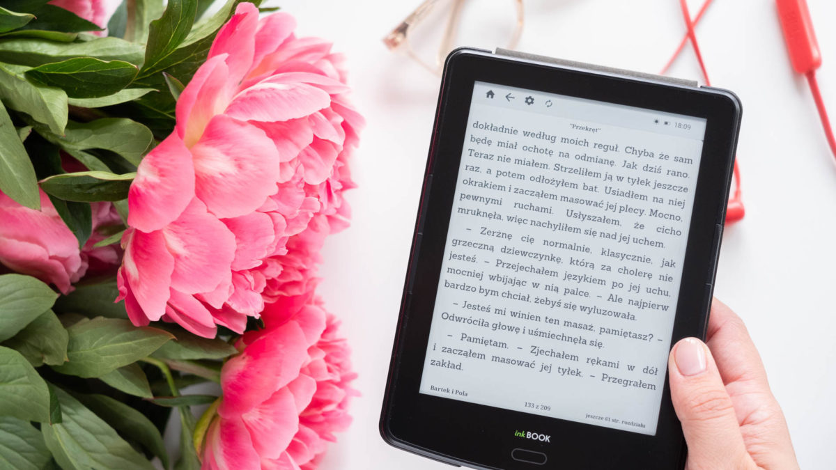 Inkbook Prime HD i Legimi – moje wnioski po roku e-czytania