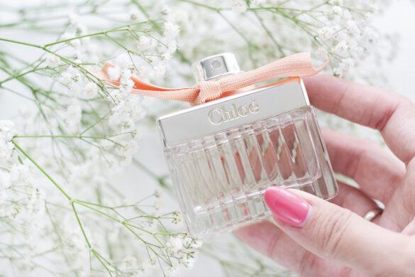 Chloé Rose Tangerine flakon perfum