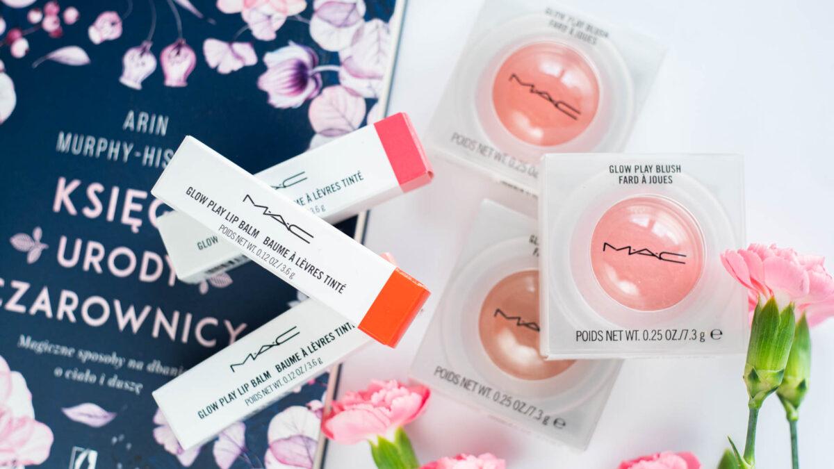 Glow Play Lip Balm- wiosenna nowość od marki Mac Cosmetics